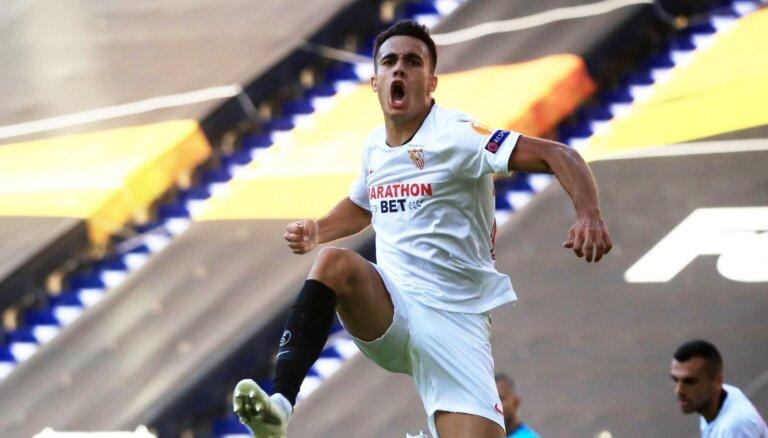 'Sevilla' un 'Bayer' sasniedz UEFA Eiropas līgas ceturtdaļfinālu