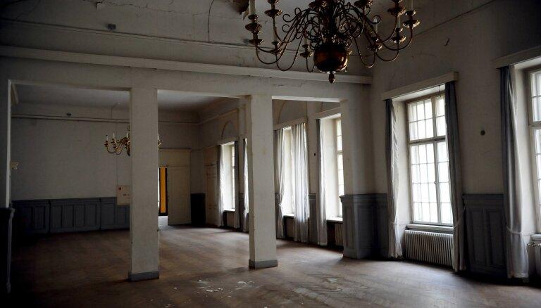 VNĪ sāks Vāgnera nama atjaunošanu, tiklīdz tam tiks atrasts finansējums