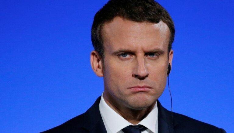 Президент Франции Эмманюэль Макрон заразился коронавирусом