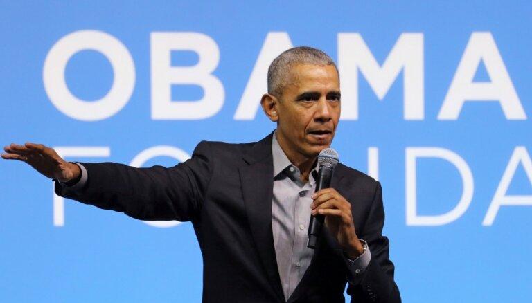 Obama aicina protestētājus transformēt dusmas mierīgā un efektīvā rīcībā