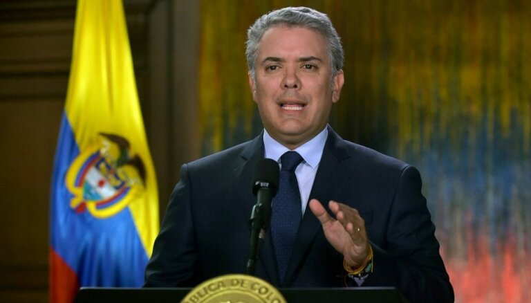 Kolumbijas prezidents aicina Kubu izdot 10 ELN biedrus
