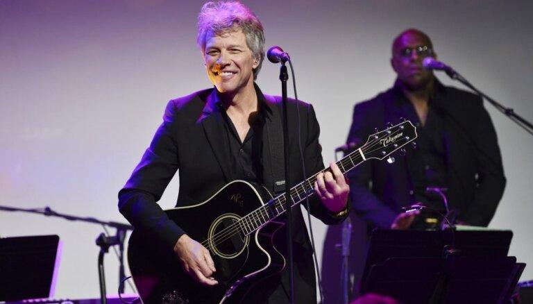 Летом в Таллине выступят Bon Jovi