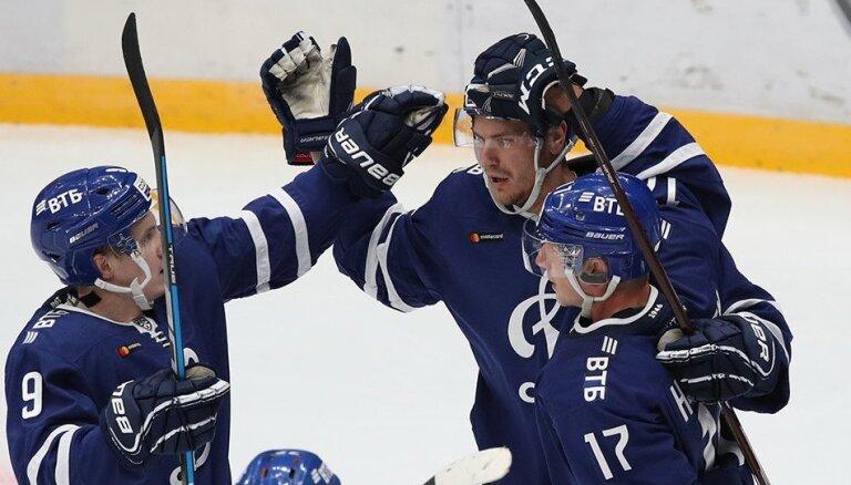 Indrašim un Daugaviņam vārti KHL Ziemassvētku spēlēs