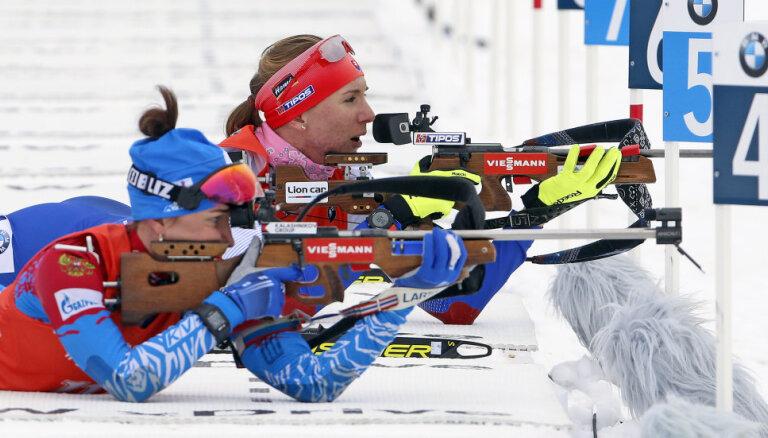 Функционер: российским биатлонистам намеренно поставляют из-за рубежа плохие патроны