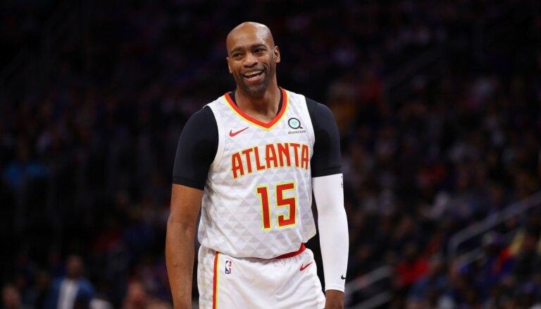 Kārters oficiāli kļūst par NBA rekordistu