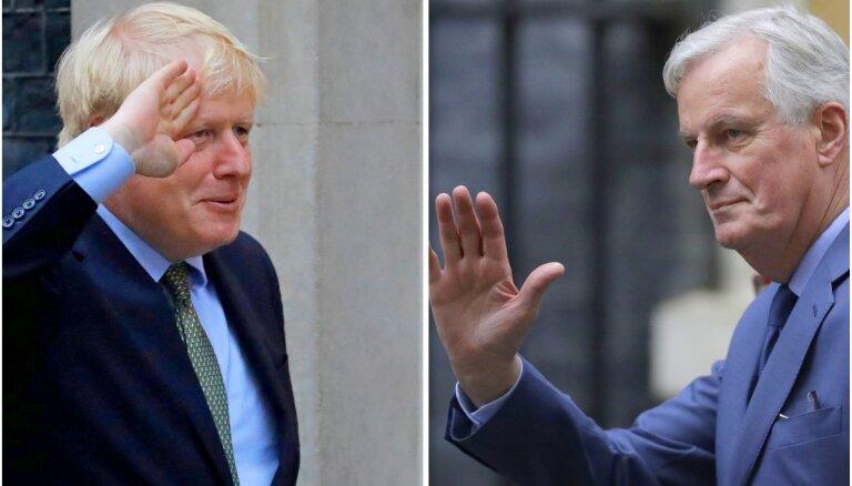 'Brexit' pārejas perioda pieci iespējamie klupšanas akmeņi