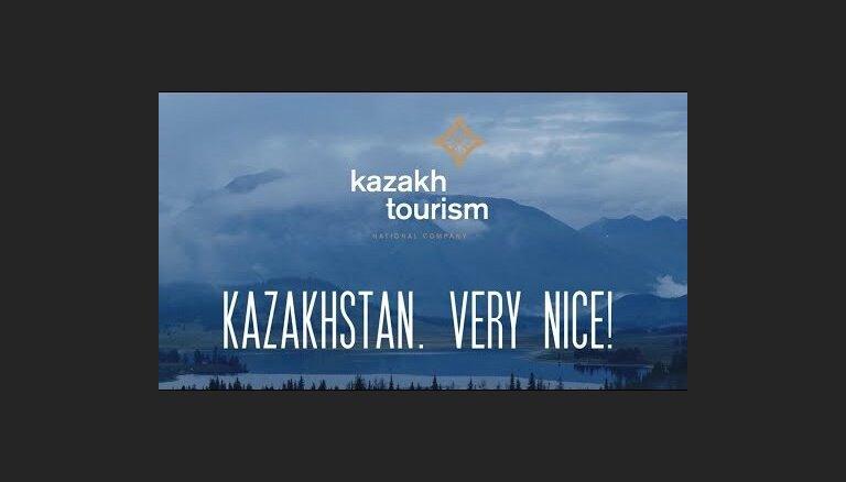 Video: Borata frāze kļūst par Kazahstānas tūrisma reklāmas saukli