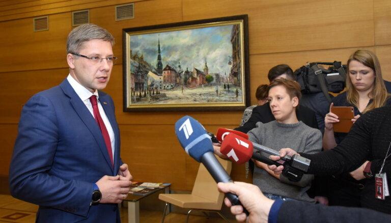 Ушаков: в январе состав временного правления Rīgas satiksme будет расширен