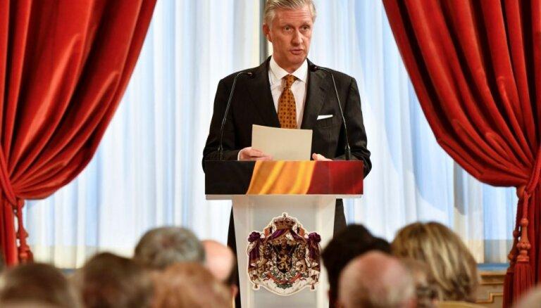 ASV un Lielbritānija apdraud 'vēstures gaitu', nobažījies beļģu karalis