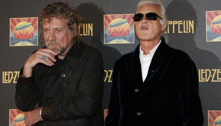 'Led Zeppelin' dziesma 'Stairway to Heaven', iespējams, ir plaģiāts