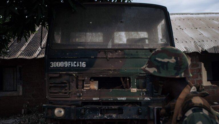 Kongo DR nogalināts Itālijas vēstnieks