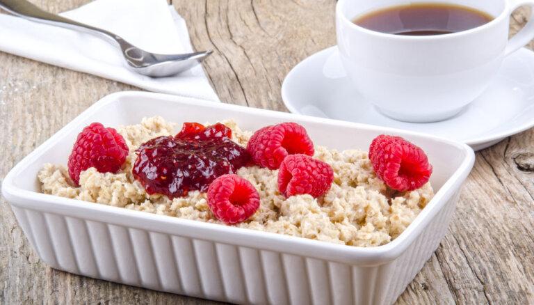 Latvieši brokastis uzskata par nozīmīgāko ēdienreizi un dienu sāk ar putru vai pilngraudu maizi