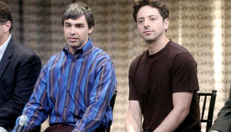 Конец эпохи: Ларри Пейдж и Сергей Брин окончательно отходят от управления Google