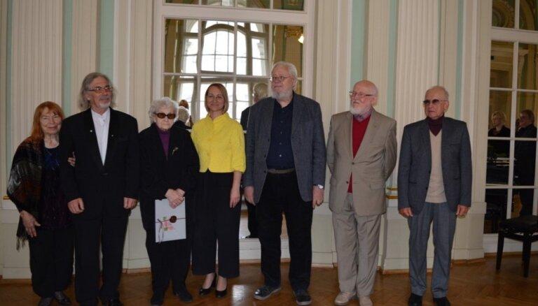 KM godina Latvijas kultūras personības – vārda un skaņas meistarus