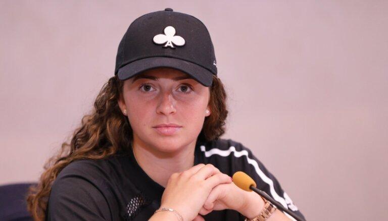 Ostapenko saglabā 30. vietu WTA rangā