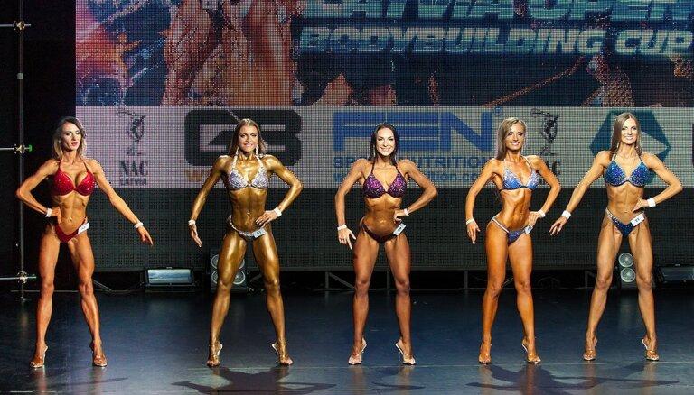 ФОТО: NAC Latvia Open Cup по бодибилдингу и фитнесу и финал конкурса Global Diva