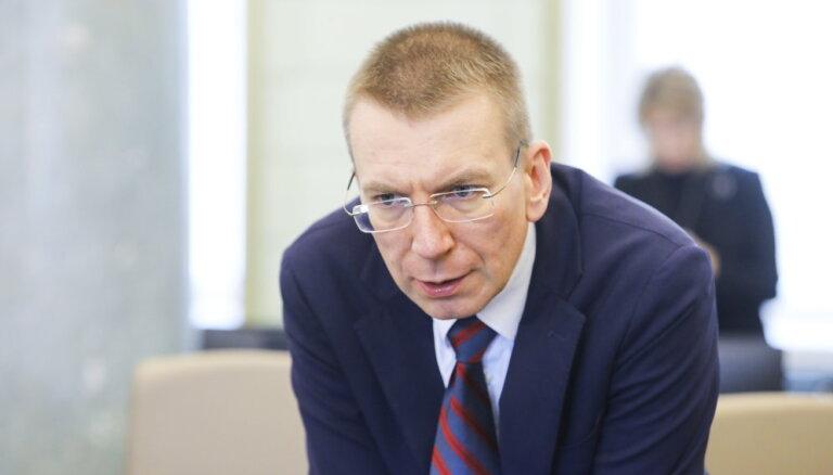 Ринкевич посетовал на проблемы латвийских предпринимателей на Украине