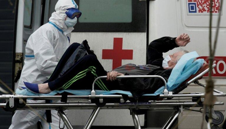 Число заразившихся коронавирусом в России превысило полмиллиона