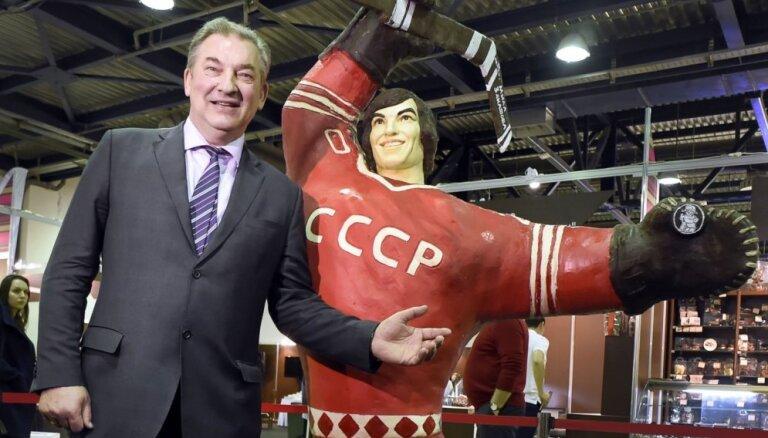 ФОТО: В Москве появился шоколадный Третьяк