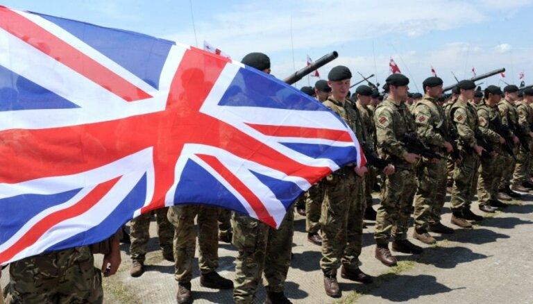 Дислоцированным в Эстонии британским солдатам рассылают угрозы