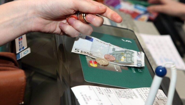 Сколько латвийские бизнесмены заплатят за пересчет основного капитала в евро?