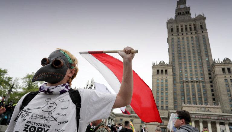 Covid-19: Atgriežoties no Polijas, Bulgārijas un Rumānijas, atkal jāievēro pašizolācija