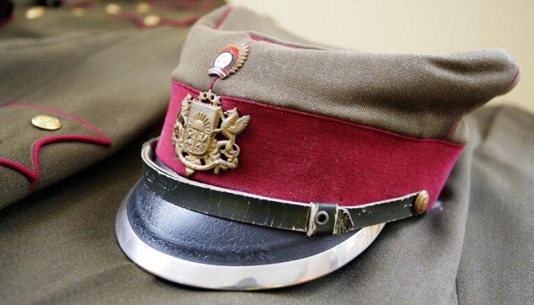 Atzīmē Latvijas armijas izveidošanas 95.gadskārtu