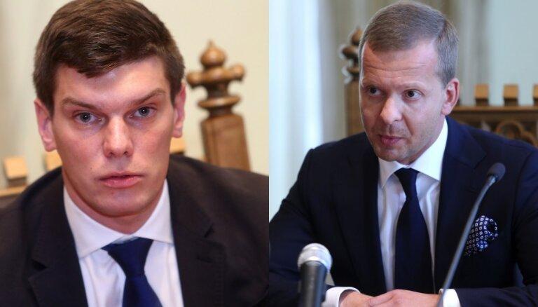 Uzņēmumu reģistrs reģistrējis Rosļikova partiju 'Stabilitātei!'