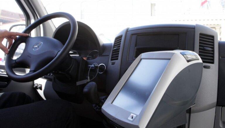 Слишком много инвалидов: Автодирекция проверит пассажиров рижских маршруток