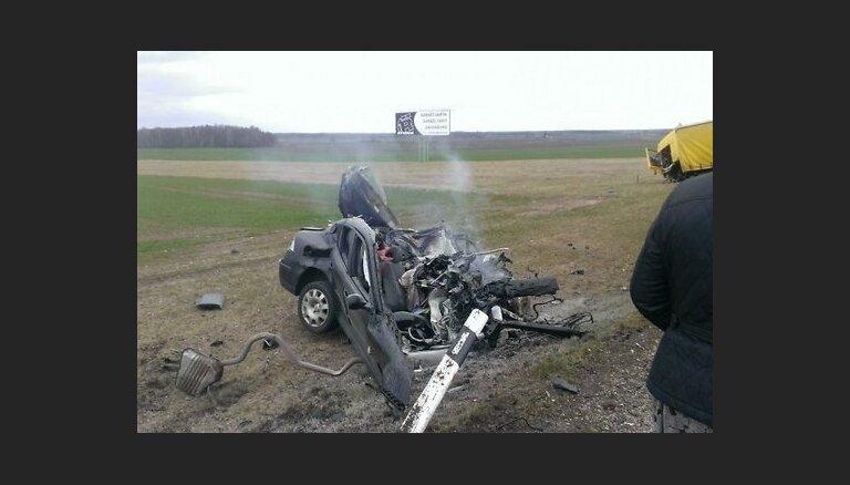 """Футболист """"Динамо"""" устроил ДТП с пятью машинами и двумя погибшими"""