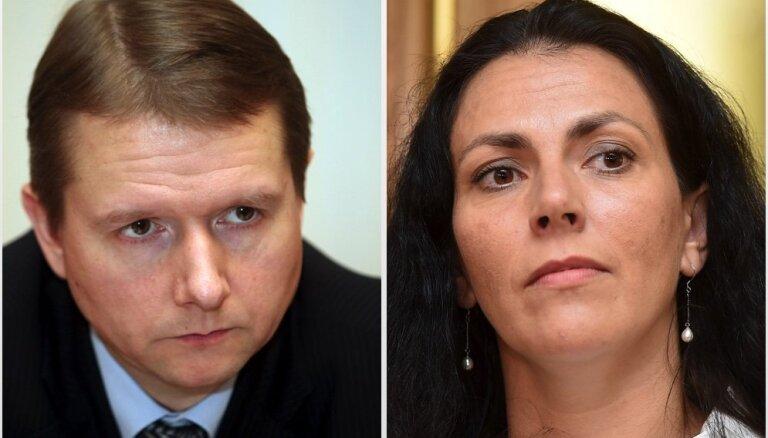 'Vismaz četras bankas Latvijā ir aizdomīgas' — Putniņš nezina, par ko runā Znotiņa