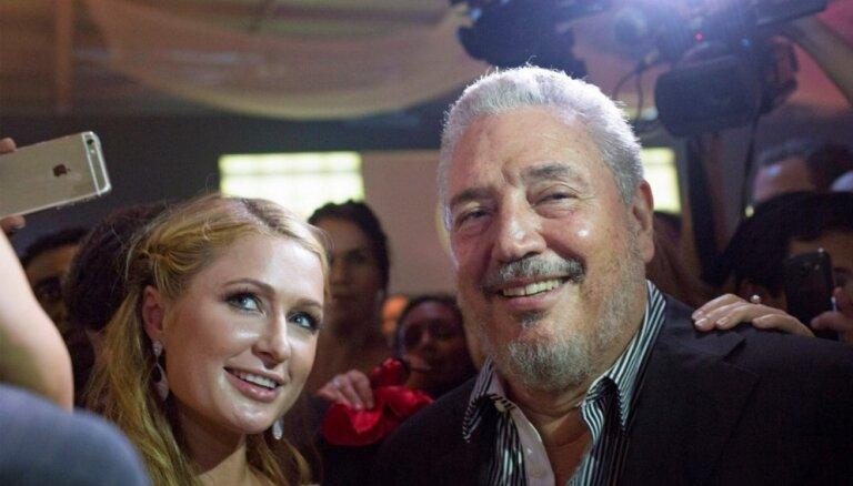 Fidela Kastro vecākais dēls izdarījis pašnāvību