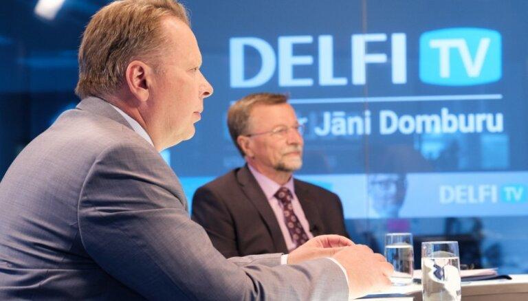 Par ko balsot? 'Delfi TV ar Jāni Domburu' atbild apvienība SKG