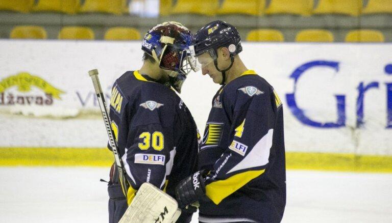 'Kurbads' un 'Rīga'/'Prizma' pārliecinoši uzvar Latvijas hokeja virslīgas spēlēs