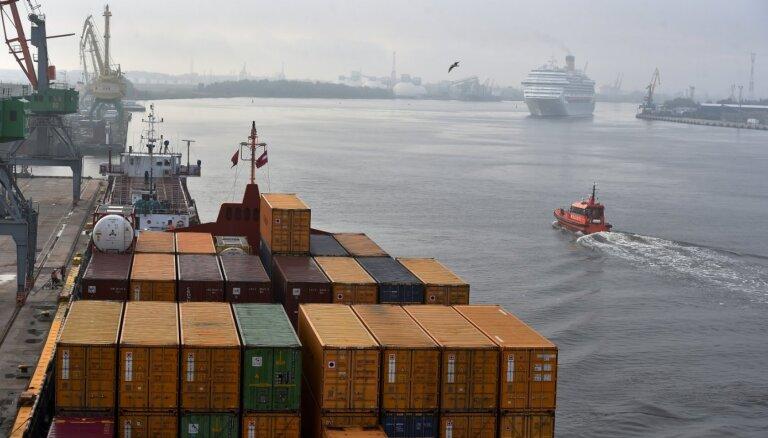 Минувшее десятилетие в Рижском порту прошло под знаком развития и роста