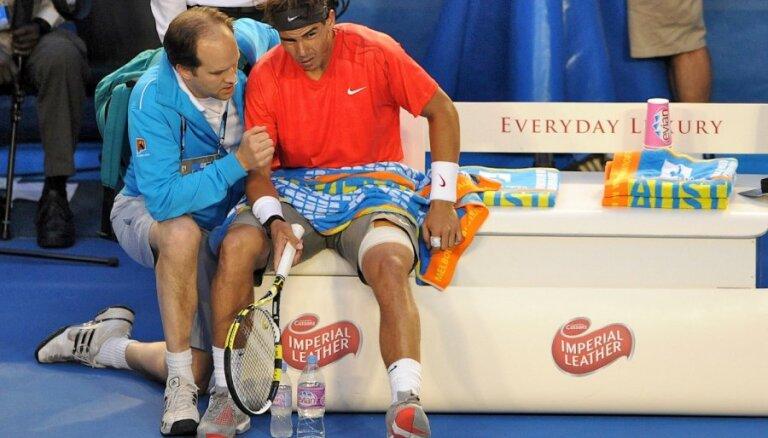 Ferrers uzvar traumas nomocīto pasaules pirmo raketi Nadalu