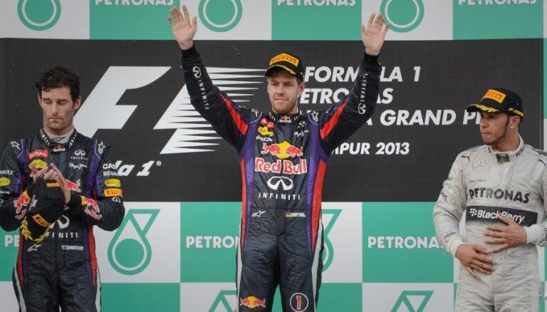Briatore: 'Red Bull' vadītājs Horners Malaizijā parādīja savu mazdūšību