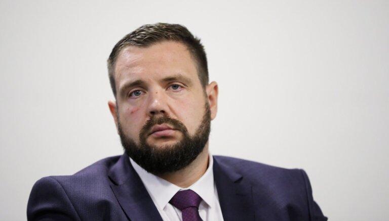 Ceturtdien cerības tikt pie jauna ekonomikas ministra – JKP pauž atbalstu Vitenbergam (plkst. 16:30)