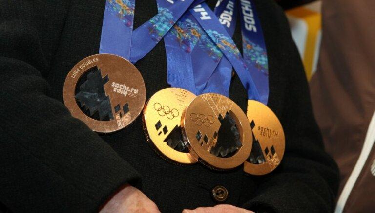 Триумфаторы зимних Игр-2014 снимают сливки