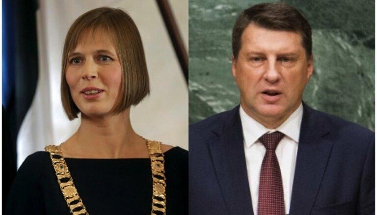 Кальюланд: время сплотило и укрепило Эстонию и Латвию