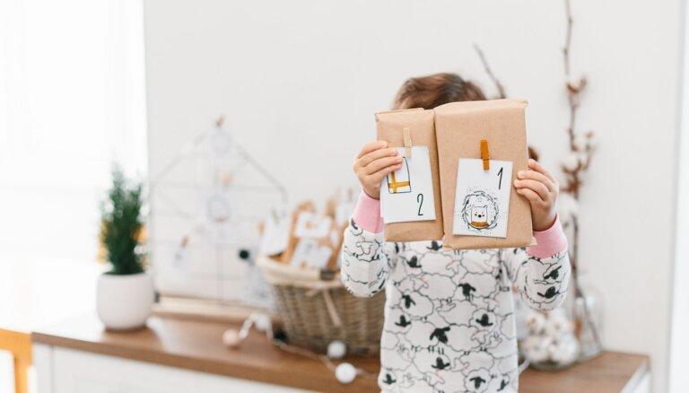 Četri veidi, kā bērnos rosināt Ziemassvētku sajūtu jau tagad