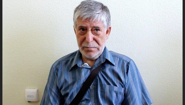 'Latviešu ķirurgs' - palīgs Ukrainas kaujiniekiem - ir mīts, noskaidrojis Apinis
