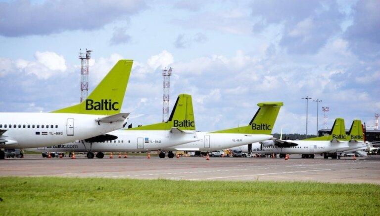 Серьёзные инвесторы не интересуются покупкой airBaltic