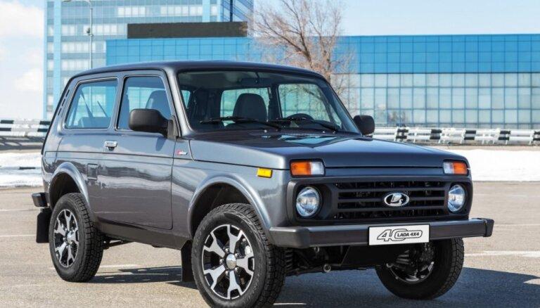 Jauno 'Ņivu' izgatavos uz nākamā 'Dacia Duster' bāzes
