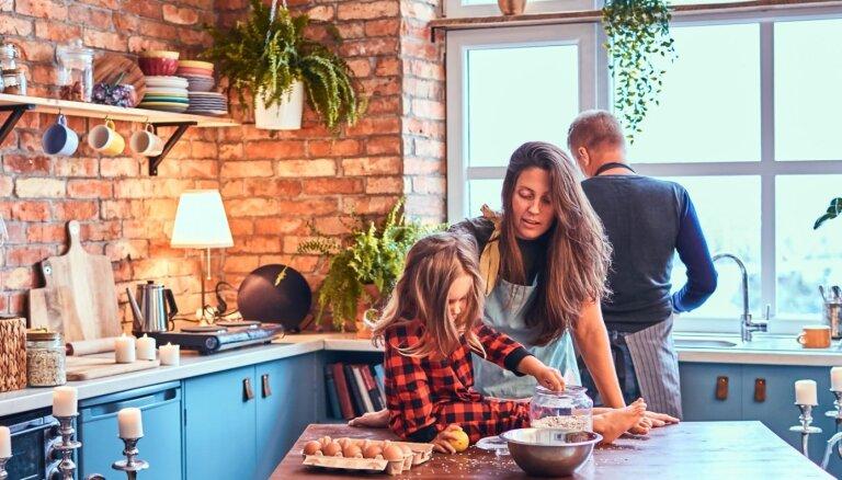 Kā iekārtot 'Pinterest' cienīgu virtuvi: iesaka interjera dizainere