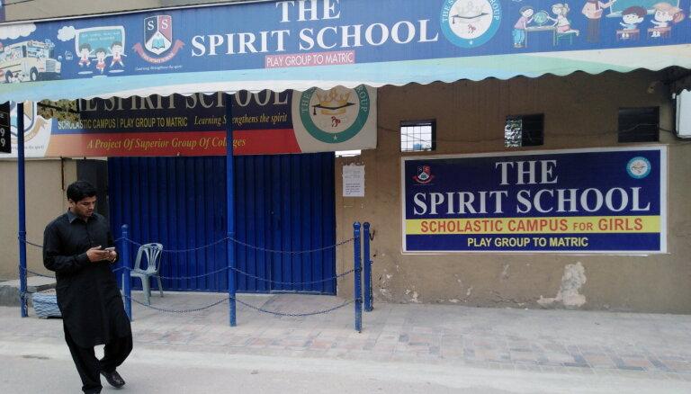 Smoga dēļ Pakistānas austrumos slēgtas skolas