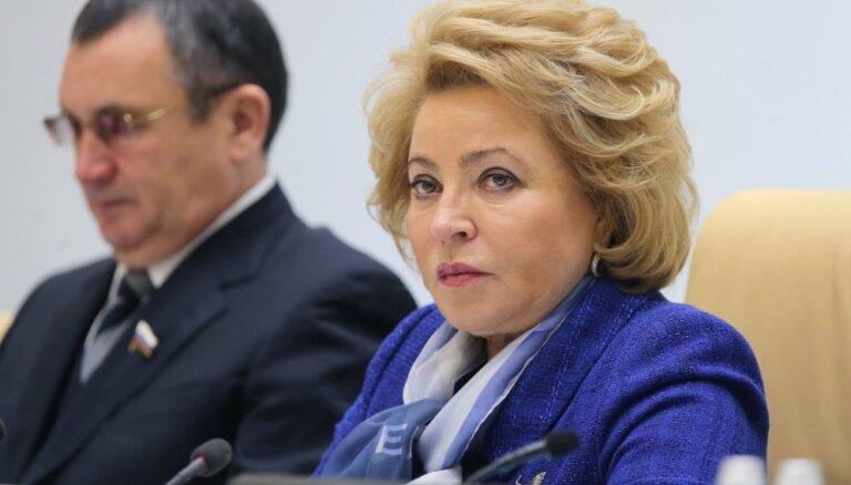 Матвиенко заявила о невозможности для россиян накопить на пенсию