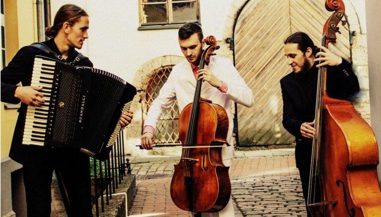 Festivālā 'Eiropas Ziemassvētki' muzicēs ansamblis 'Tangoriginales'