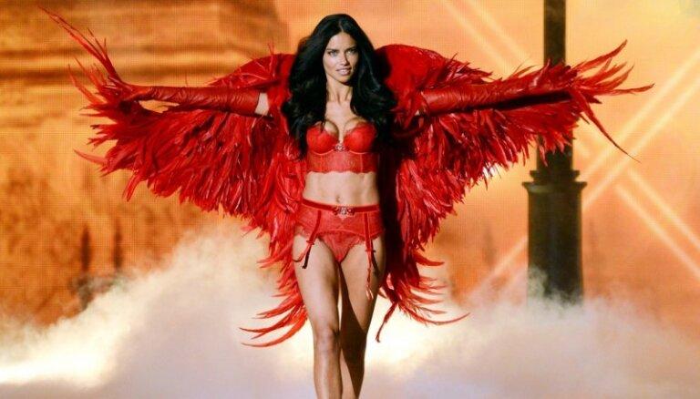 ФОТО: Латвийская модель приняла участие в шоу Victoria's Secret