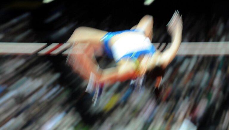 Augstlēcējai Dindunei piektā vieta pasaules jaunatnes čempionātā